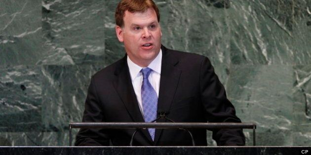 John Baird: United Nations Probe In Syria Still Needed But No Need To Doubt Chemical Weapons