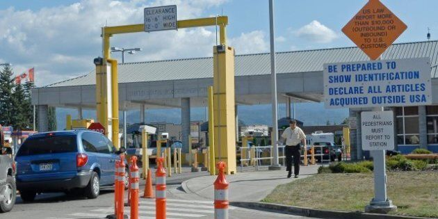 Sumas Border Shooting Suspect Tries To Cross Into