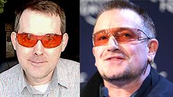 Why Bono and I Are, Basically, the Same