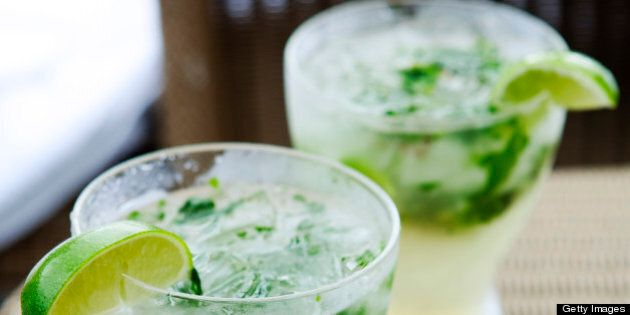 Ice, Lime, Ice Cub, Citrus, Garnish, Fruit, Food, Food And Drink, Drink, Cocktail, Mint, Fresh Herb,...