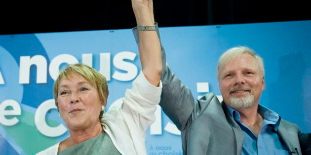 PQ Urges Francophones To Stay In