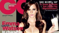 Emma Watson Channels 'Pretty