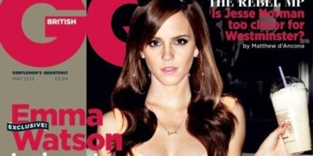 Emma Watson British GQ Cover: 'Harry Potter' Actress Reveals Sexy Look