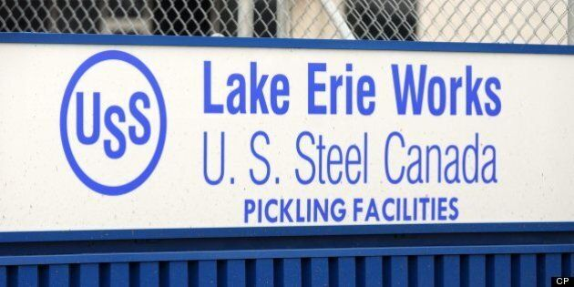 U.S. Steel Locks Out Nearly 1,000 Lake Erie Works