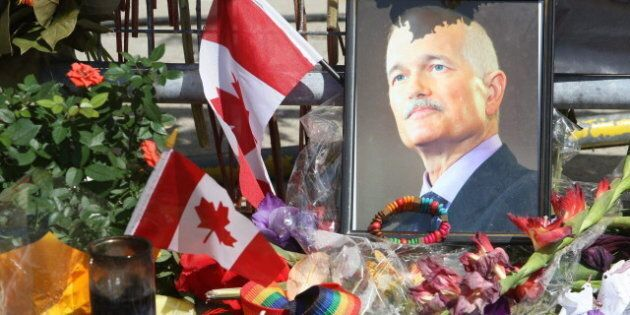 Layton Funeral Costs Revealed: State Funeral For NDP Leader Jack Layton Rang In At