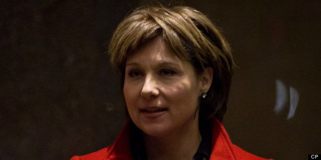 Christy Clark Red Light Stunt Forces Premier To Apologize