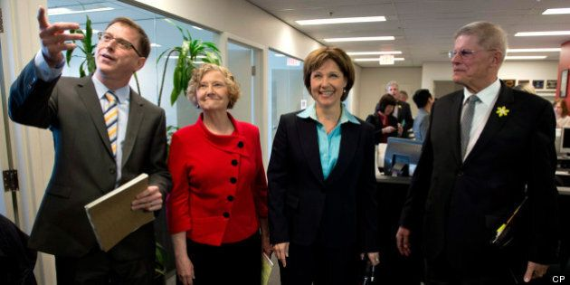 BC Leaders Debate On CBC: Stakes Are