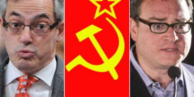 Tony Clement Backs Ezra Levant In Attack On Ex-Globe Editor Stephen Wicary For Moving To