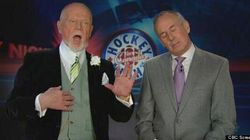 Ron MacLean Defends Don Cherry After Controversial Comment On