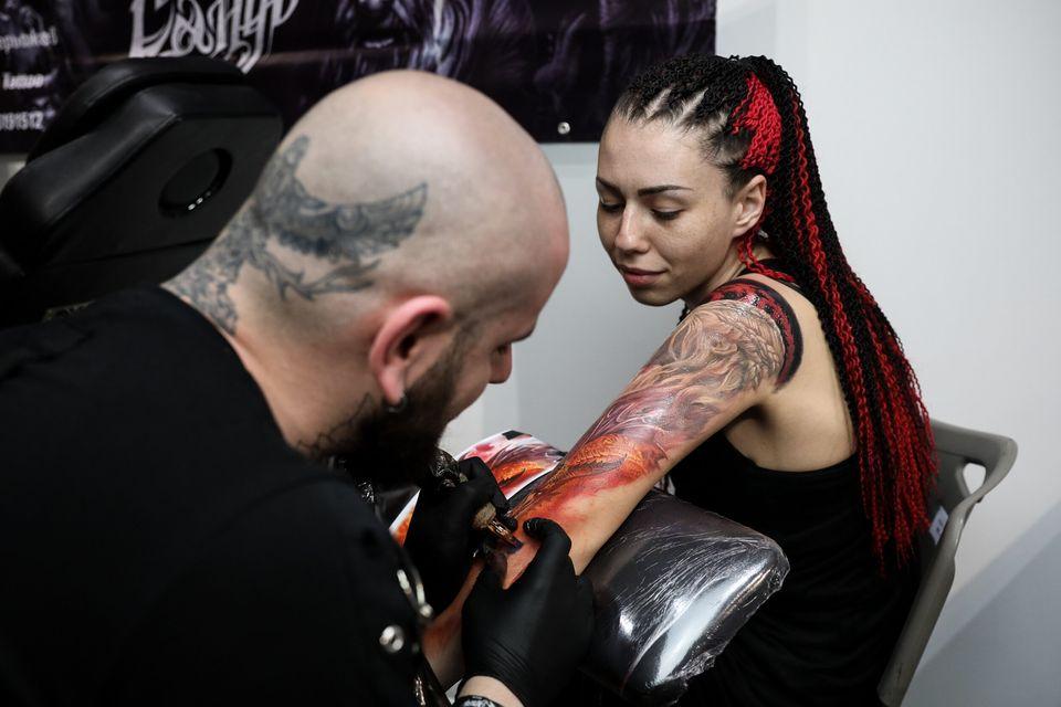 13o Athens International Tattoo Convention: Εκεί που το τατουάζ σημαίνει