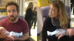 LOOK: Ryan Reynolds, Blake Lively Make A Surprise Visit To Ontario Children's