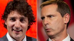 Trudeau To McGuinty: Bring It