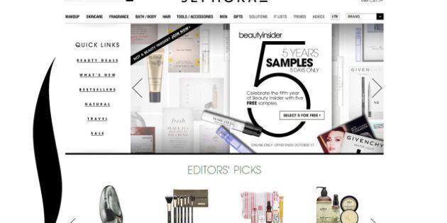Sephora Launches