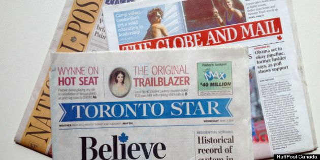 Canada's Newspapers Push Paywalls, Cut Jobs As Ad Revenue