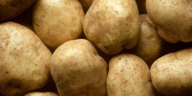 Richmond, B.C. Farmers Losing Potatoes To