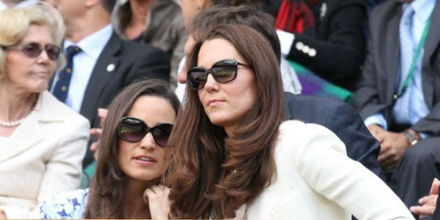 Kate Middleton Named Honourary Wimbledon, All England Tennis Club