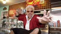'Diners, Drive-Ins and Dives' And Guy Fieri Make A Stop In