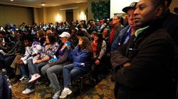 Laid-Off Workers Meet To Discuss