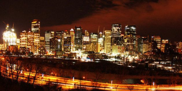 Calgary Real Estate The Lone Shining Star In Canada: TD