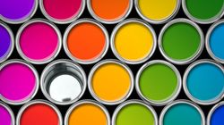 Bet You Can't Guess The World's Most Popular Paint