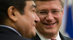 Penashue, Harper Won't Be
