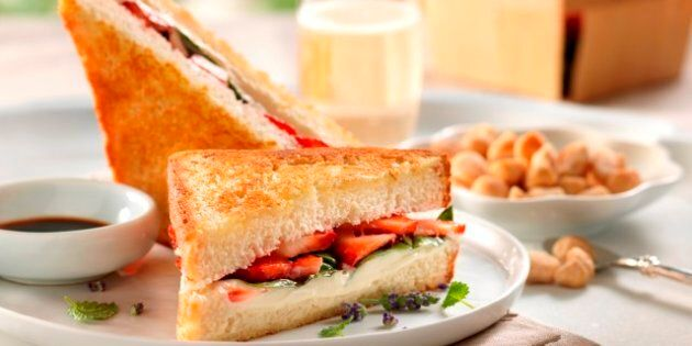 Best Grilled Cheeses: 8 Great Recipes From Dairy Farmers of Canada's