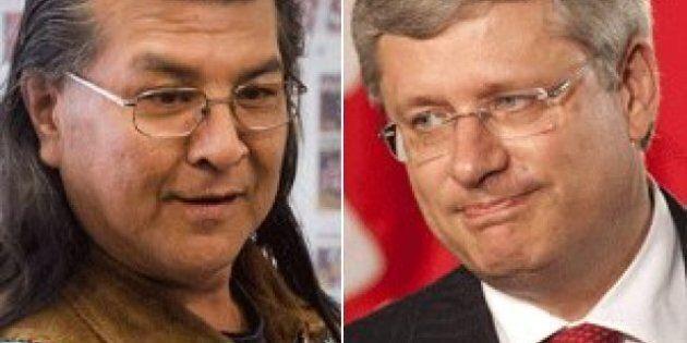 Raymond Robinson, Manitoba Aboriginal Leader, Begins Hunger Strike Against Harper