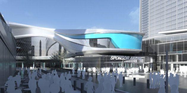 City Should Retain Arena Naming Rights, Says