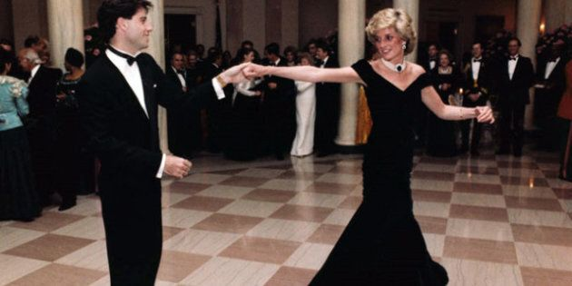 Princess Diana's Iconic Evening Gowns Expected To Fetch $1.2 Million In London