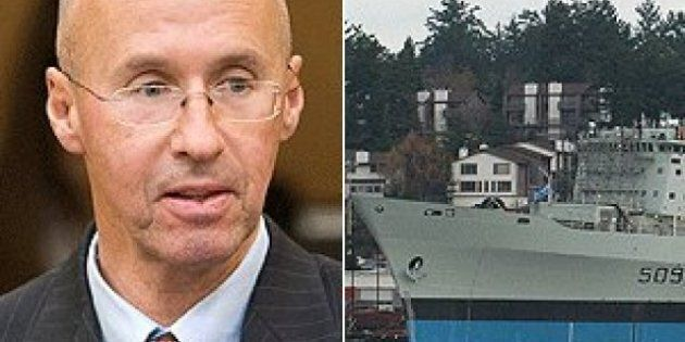 Kevin Page: Navy Ship Program Underfunded By $1.5