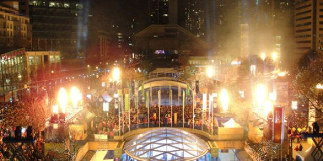 Re-think Robson Square Without Permanent