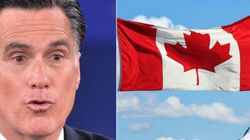 WATCH: Romney Brings Up Canada 3 Times At