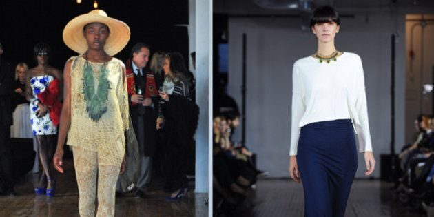 The Collections: Top Spring 2013 Trends From Laura Siegel, Chloé comme Parris And