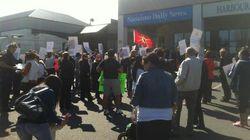 Nanaimo Leaders Strike Back Against