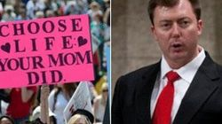 Tory MP To Anti-Abortion Activists: Stack