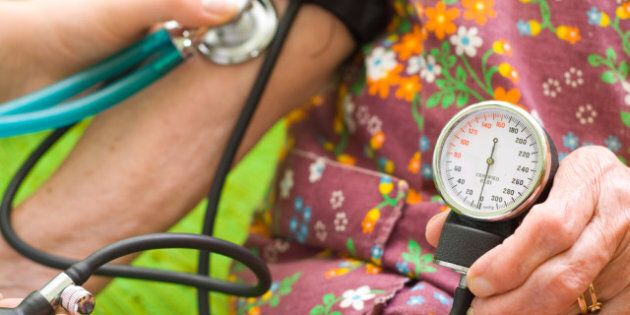 Women Blood Pressure: Older Women Less Able To Control High Blood Pressure, Study