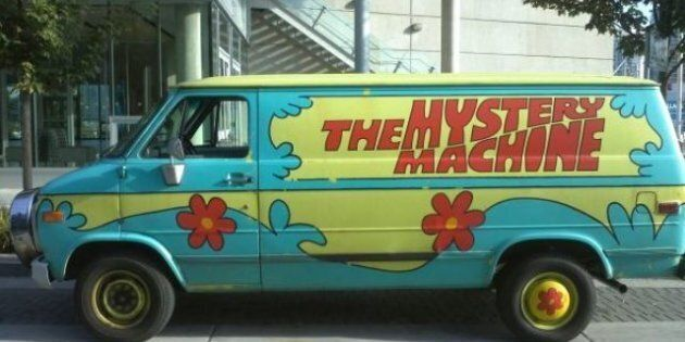 Mystery Machine For Sale: Scooby Doo Van On Craigslist,