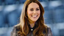 Kate Middleton's Cute Tartan