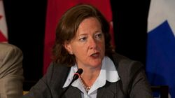 Guess How Much Premier Alison Redford