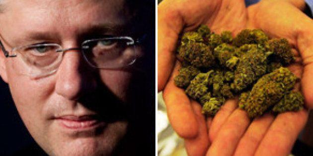 Harper's Trip Leads To Marijuana Grow-Op Bust In New
