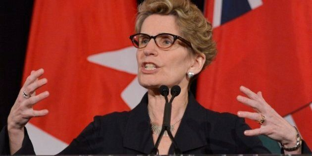 Kathleen Wynne: Being First Gay Premier 'Exciting' And