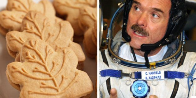 Space Food: Canadian Treats Accompany Chris Hadfield To International Space