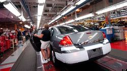Poor Earnings, Mental Illness Stalk Canada's Laid-Off Auto