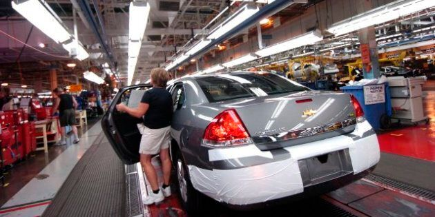 Canada Manufacturing Job Losses: Study Finds Laid-Off Auto Workers Still Struggling Years