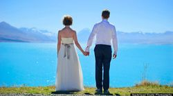 Real Wedding: Epic New Zealand