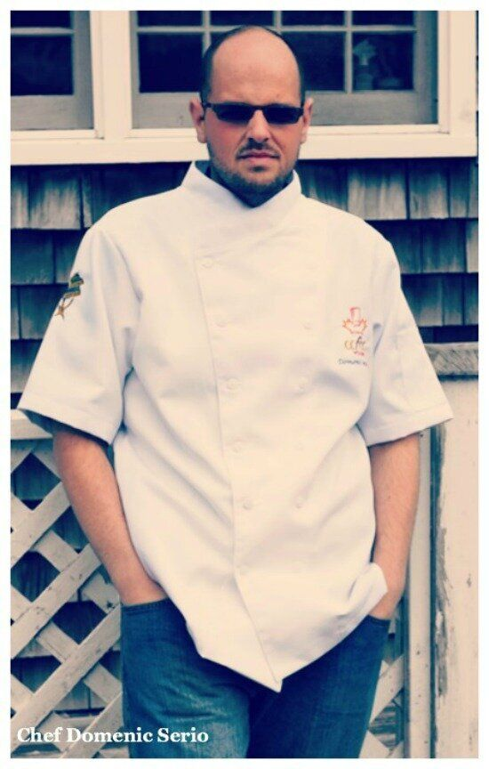 At Home on PEI with Chef Domenic