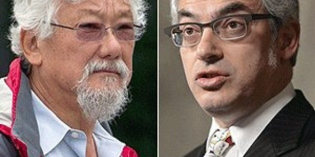 Tony Clement: David Suzuki, Environmental Groups To Blame For Pipeline