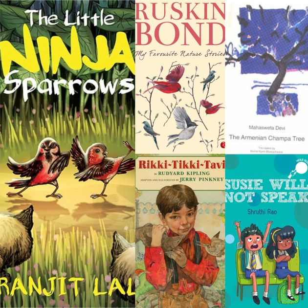 A Summer Reading List Your Kids Will Actually