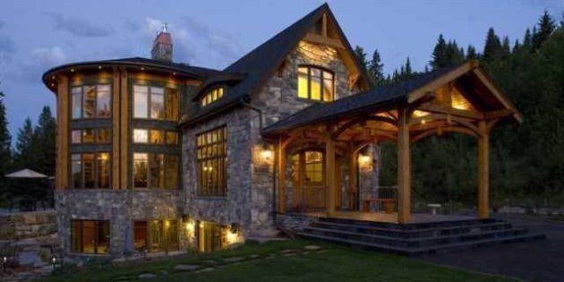 Most Expensive Houses For Sale In Calgary (PHOTOS - October, 2012