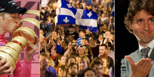 Year In Review 2012: Canada's Top 5 News Winners Of The